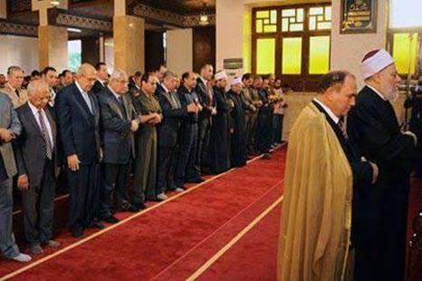 البرادعي : أنا شيعي العقيدة , ولاداعي لنكران عقيدتي !!