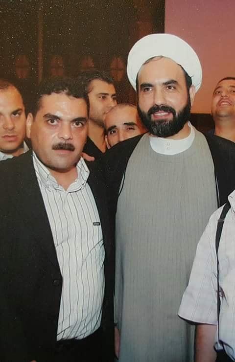 الشيخ المجاهد شوقي زعيتر عضو المجلس المركزي في حزب الله موقوف بتهمة تهريب 15 طن من المخدرات في قبضة شعبة المعلومات